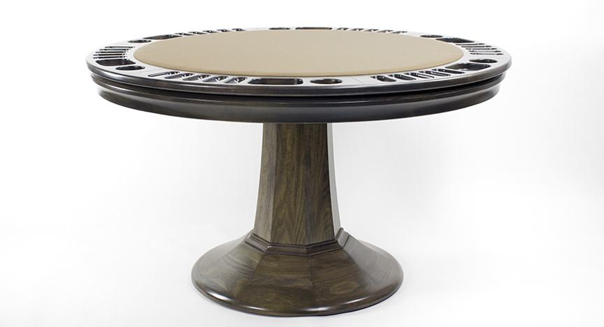 Aptos Reversible Top Game Table Billiard Towne